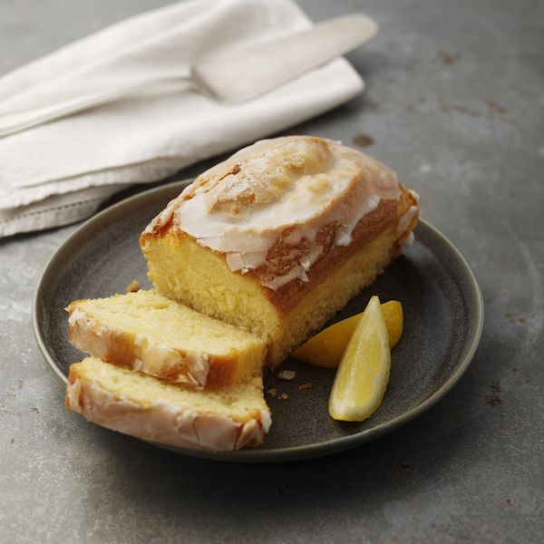 Large Lemon Drizzle Cake