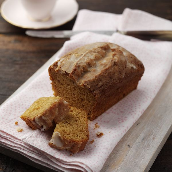 Ginger Drizzle Cake