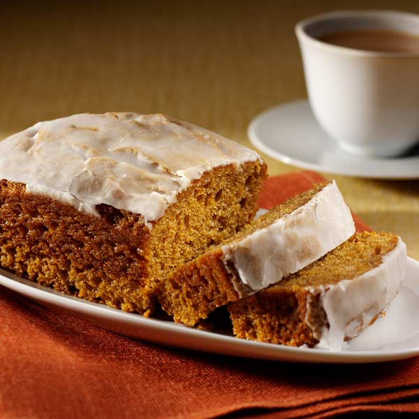 Large Ginger Drizzle Cake