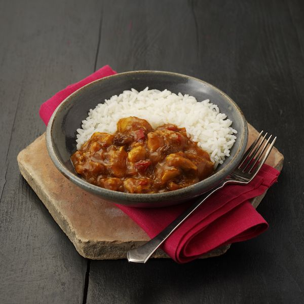 Chicken Curry with Rice Mini Meal