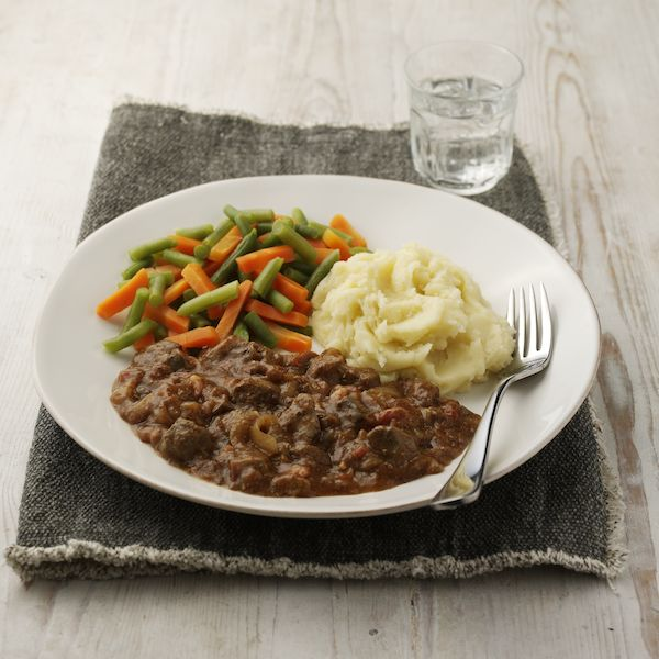 Hearty Liver & Bacon Casserole