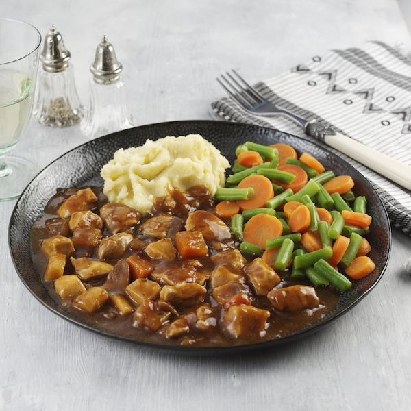 Hearty Chicken & Vegetable Casserole