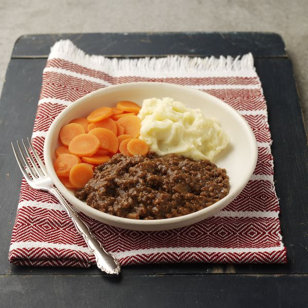 Savoury Minced Beef