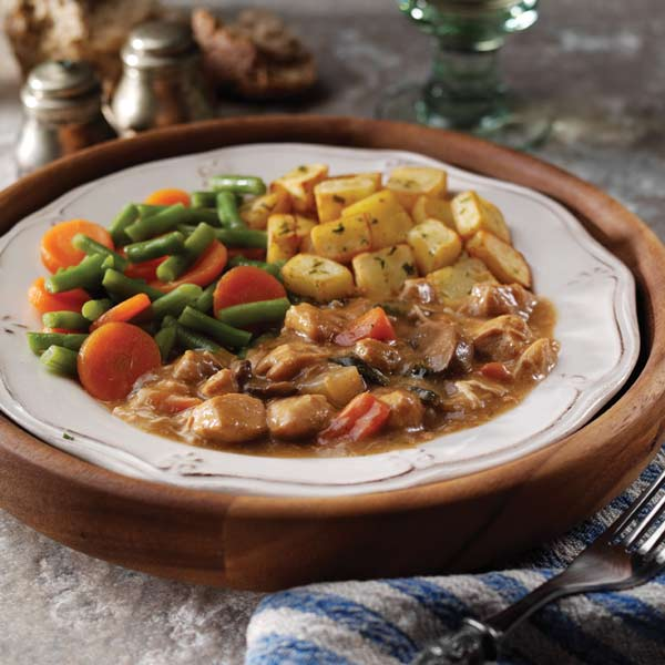 Chicken & Vegetable Casserole