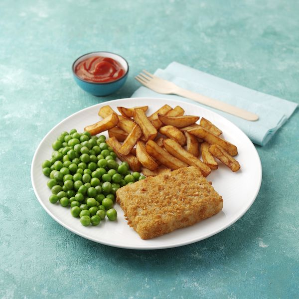 Breaded Fish & Chips