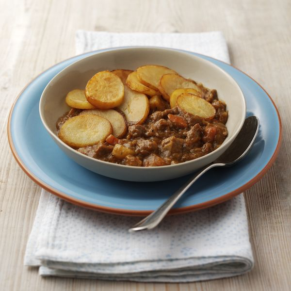 Lamb Hotpot with Sauté Potatoes