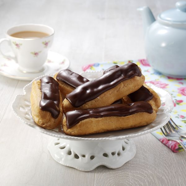 Chocolate Éclairs (pack of 5)