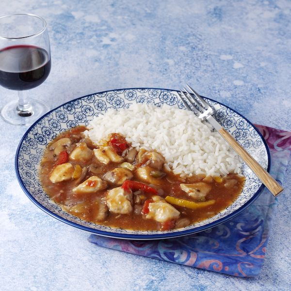 Chianti Chicken Stew