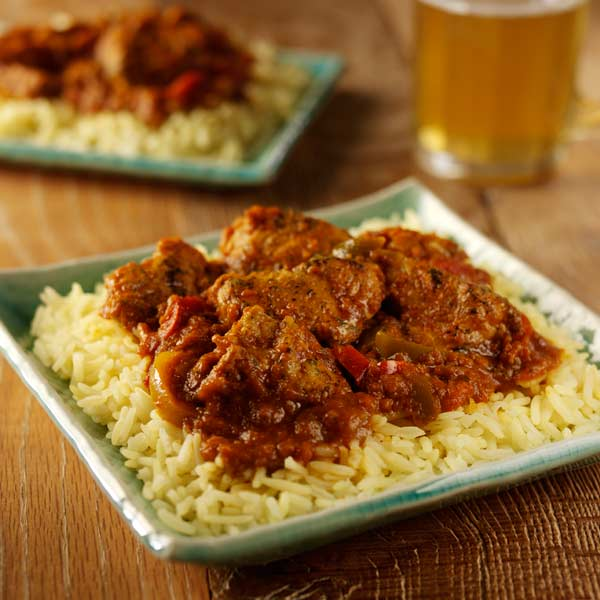 Chicken Jalfrezi For Two