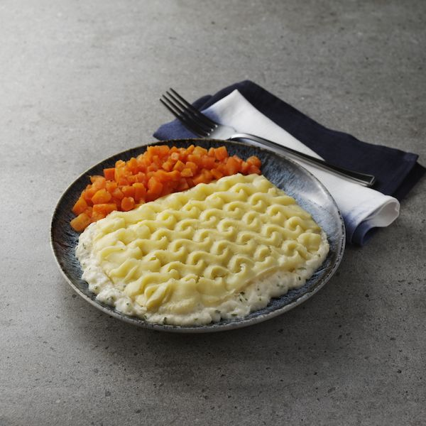Soft & Bite-Sized Fish Pie