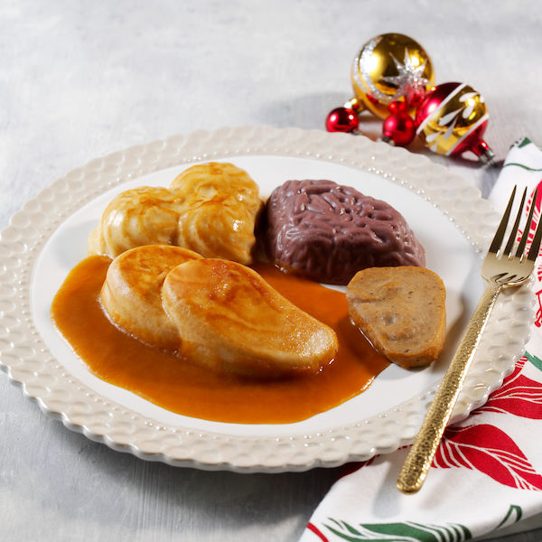 Softer Foods Christmas Collection Menu Pack