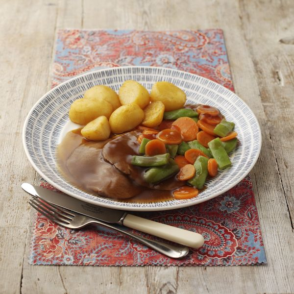 Free From Roast Beef in Gravy
