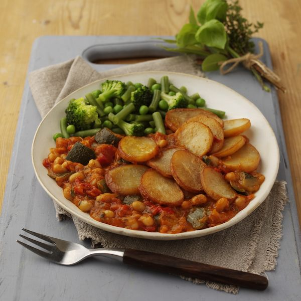 Free From Provençale Vegetable Bake